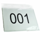 Race-numerot PP-pussiin pakattuina