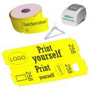 JMB4+-tulostimelle on suora lämpövahtimen lipputela