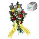 Tulosta haluamasi, kukkakimput käyttäen JMB4+-lämpöpaininta