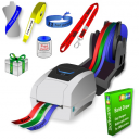 JMB4+-lämpö-tulostin, joka tulostaa paperirullille, polyesterihihnoille ja polyprotex-nauhoille