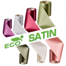ECO satin ribbon rolls 100mm