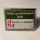 Hard PVC card holder