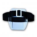 Rintataskut läpinäkyvästä PVC: stä