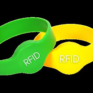 RFID rannekkeet